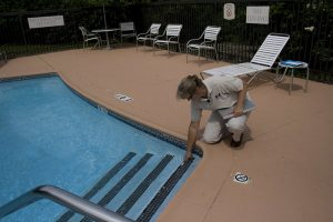 Pool and spa energy audit inspection