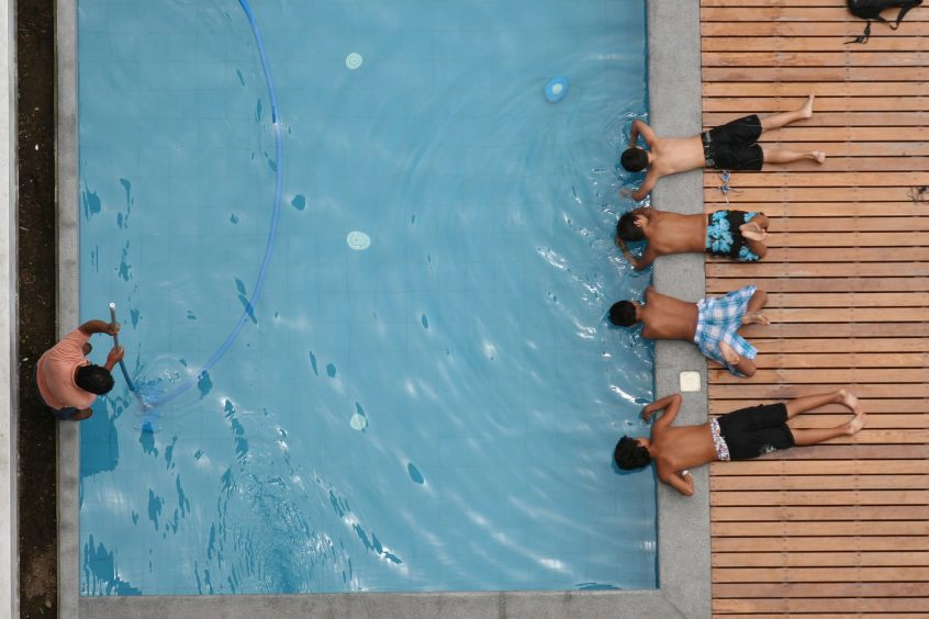Operating a Small Pool Business
