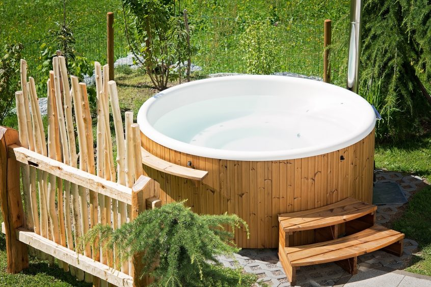 Enzyme-based water conditioners meet the needs of hot tub owners who prefer natural products in all aspects of their lives.