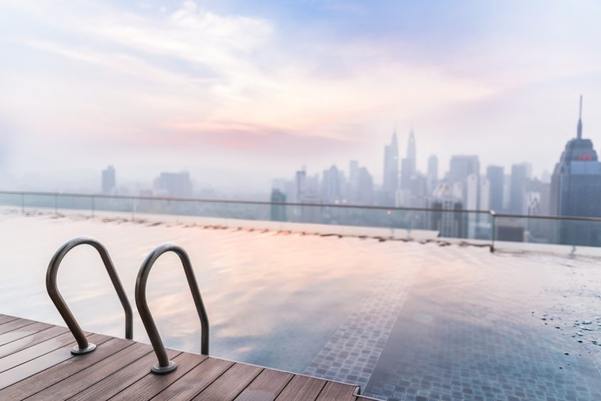It is important for pool, hot tub, and landscape professionals to be able to maintain their cool, even if a customer, potential client, or co-worker loses their temper.