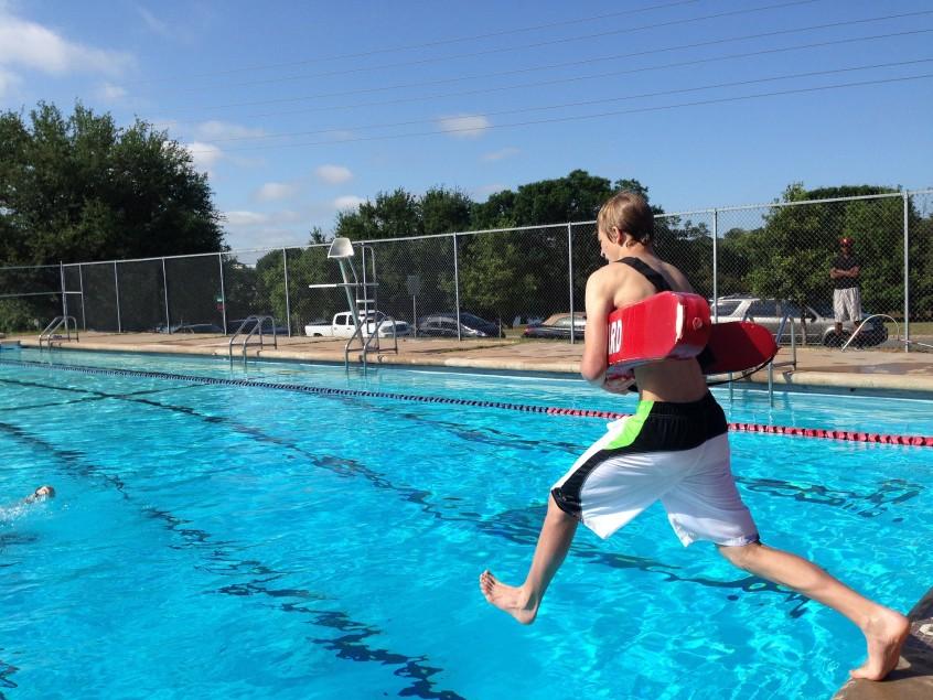 Emphasizing the Importance of Supervision Around Backyard Pools