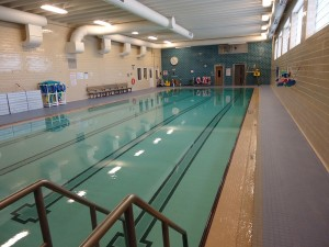 Indoor Pool Using UV Air Water Quality Hollandia